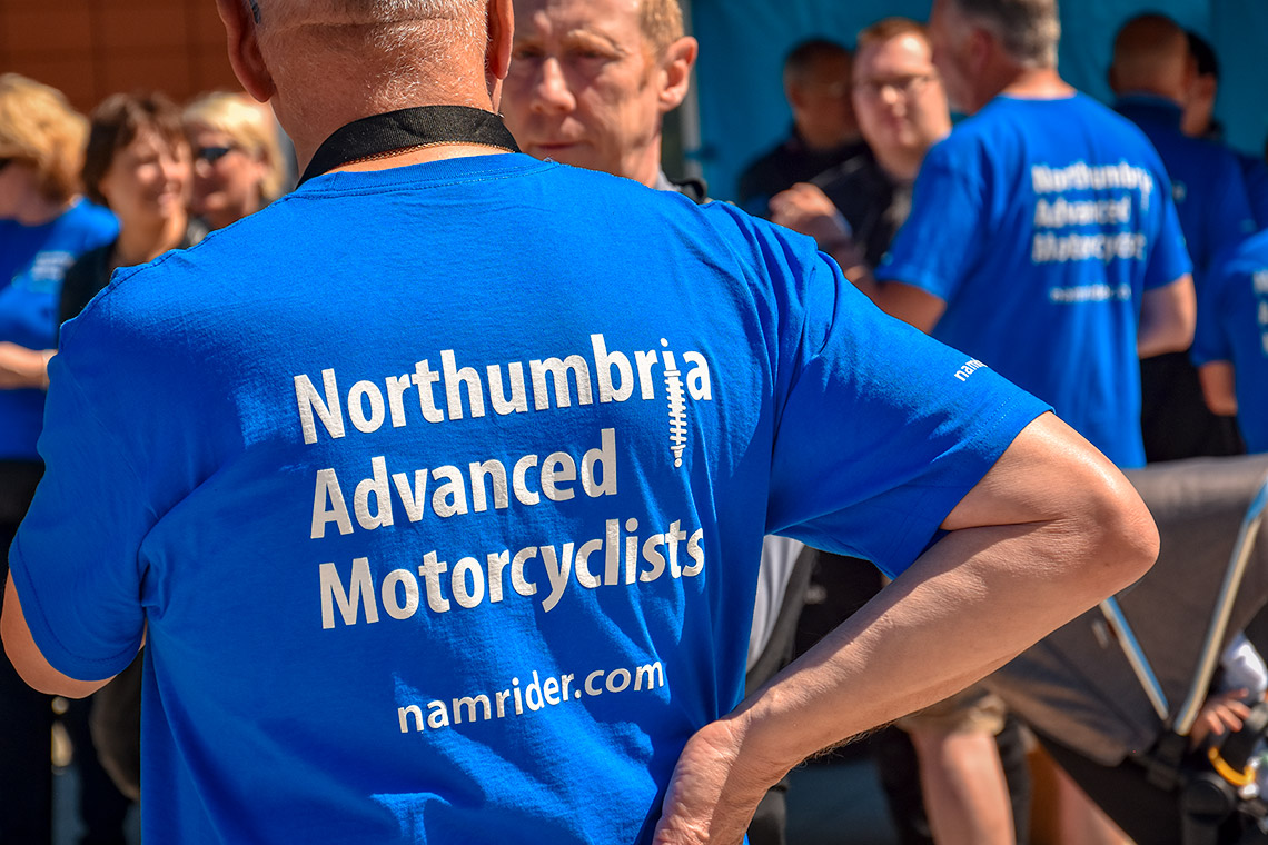 Northumbria Advanced Motorcyclists Open Day