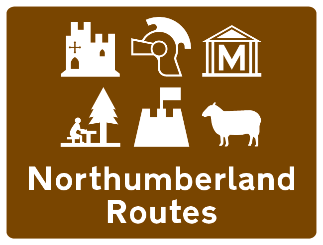 Follow our suggested motorcycle rides within Northumberland's county boundaries. Highlights include the Military Road and coastal route.